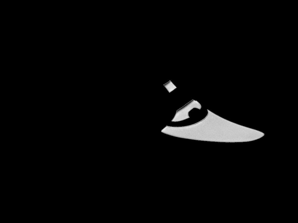 X852 Black Stretch leather