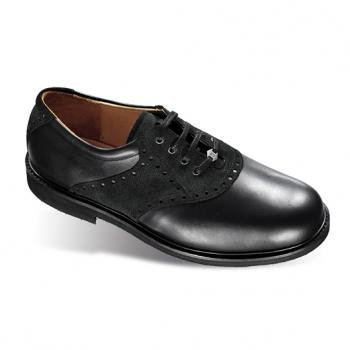 Phil  - R502/6 Black Leather Aniline