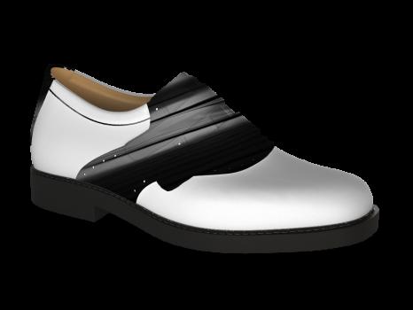 R501 WhiteAniline Velcro