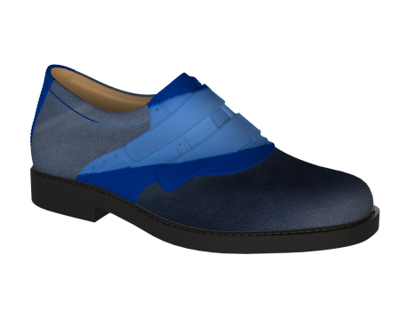 V1430/5 Jeans Aniline Velcro
