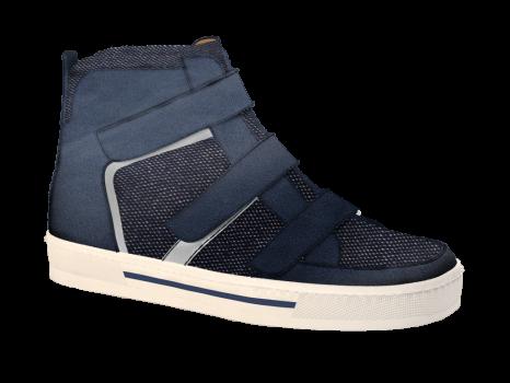 V1430/4 Jeans Aniline Combi Velcro