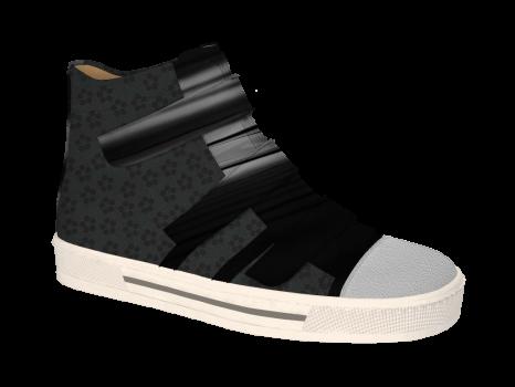 Y1660 Black Fantasy Combi Velcro