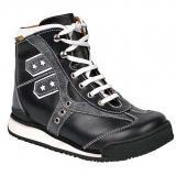 R502/2 Black Aniline Combi Lace
