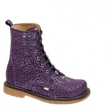 Robin  - Y1615/2 Violet Calvin Leather Lace