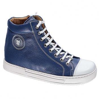 René  - M1503/2 Jeans Full Grain Leather Lace