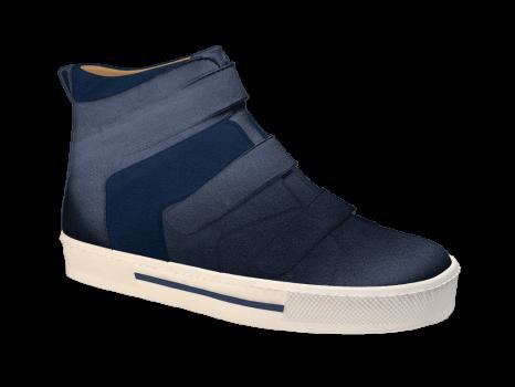 V1430/2 Jeans Aniline Combi Velcro