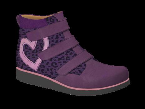 L122 Violet Aniline Fantasy Velcro