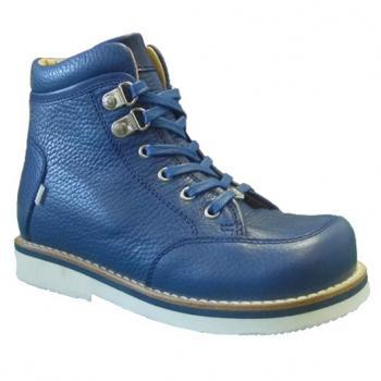 Ashton  - M1503/3 Jeans Full Grain Aniline Lace
