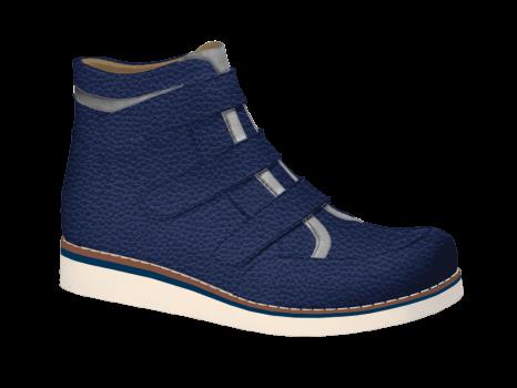 M1503 Jeans Full Grain Aniline Velcro
