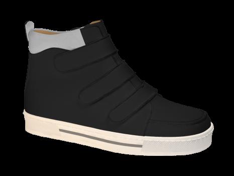 R502/6 Black Aniline Velcro