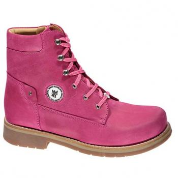 WP595 Fuchsia Waterproof Leather Lace