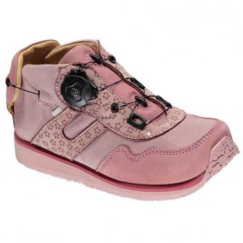N325/3 Old Rose Nubuck Combi