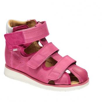 R577/2 Fuchsia Wax leather