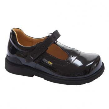Izzy - S602 Black Patent Leather