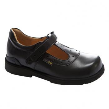Izzy - L1602 Black Leather