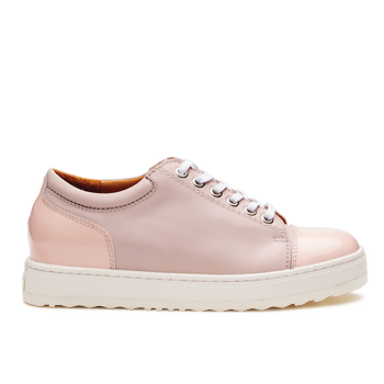 Kemberly  - S1825 Pink Leather Combi
