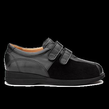 Polish  - L1602/6 Black Leather