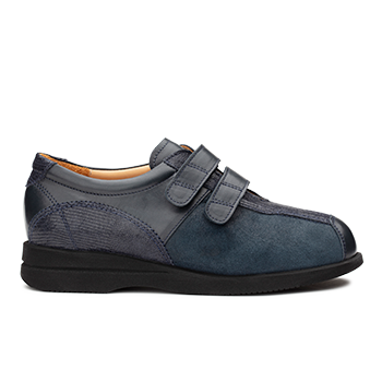 Polish  - L1803/1 Dark Blue Fantasy Leather Combi
