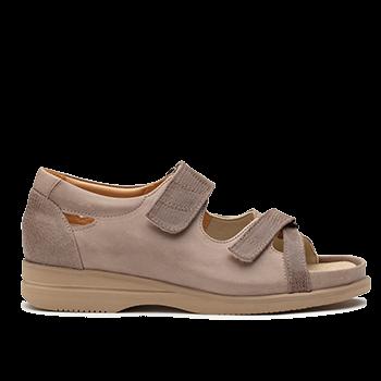 Theresa - V1428/1 Petra Fantasy Leather Combi