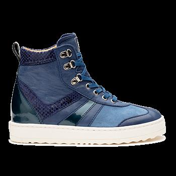 Annabel  - V1430 Jeans Fantasy Leather Combi