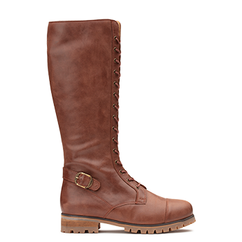 Isalyne  - V1810 Cognac Leather