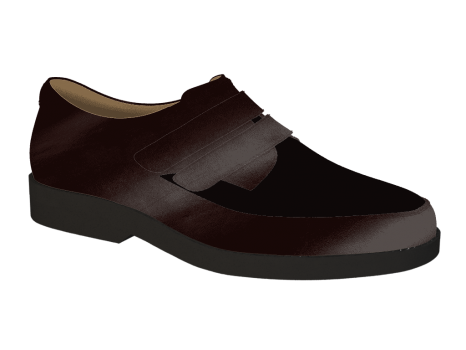 R574 Brown Leather