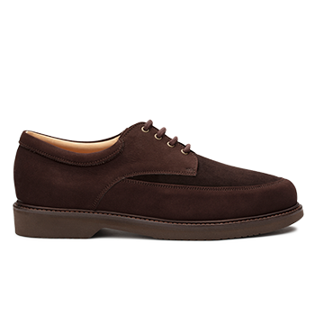 Luca  - N1604 Brown Nubuck