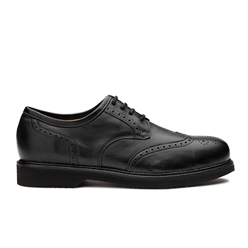 L1602/16 Black Leather