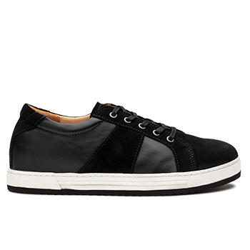 Tom  - X872 Black Leather Combi