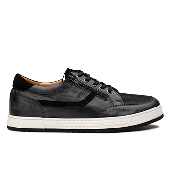 Walter  - J846 Black Leather Combi