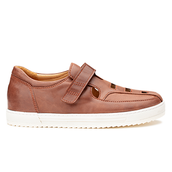 Simon  - V1810/4 Cognac Leather