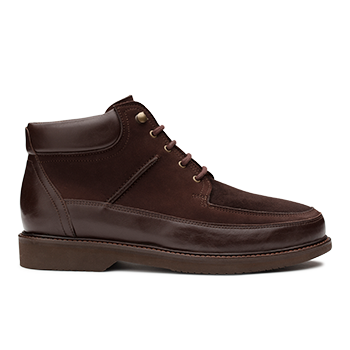 Brave  - L1604/1 Brown Leather Combi