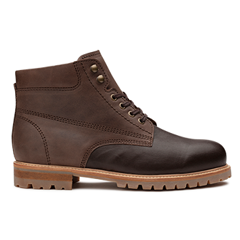 Max  - X864 Brown Wax Leather