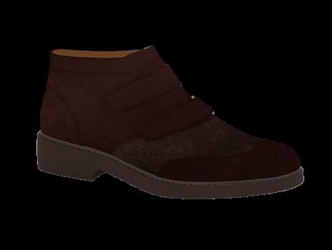 N1604/1 Brown Nubuck