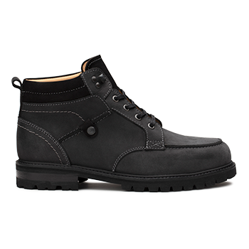 Christian  - R552/1 Black Wax Leather