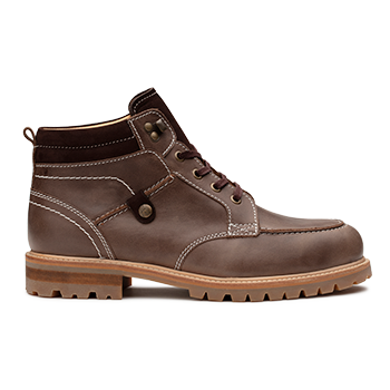 Christian  - R560 Brown Wax Leather