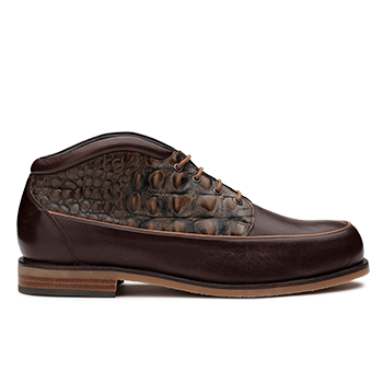 Jan Janssen 201 - JJN256 Brown Fantasy Leather Combi