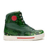 JJA018 Pine Fantasy Leather Combi