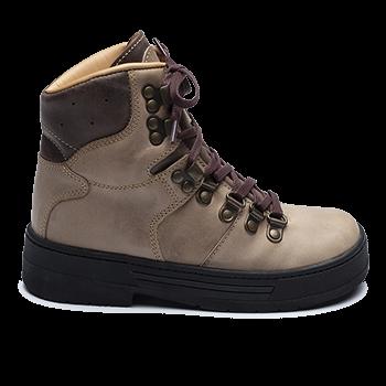 Berg  - WP590/WP594 Waterproof Leather Brown Combi