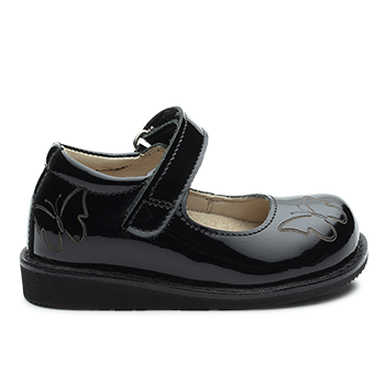 Butterfly  - S602 Patent Black