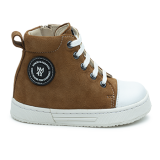 L1601/P407 Suede Brown Combi