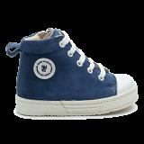 L1601/P497 Suede Blue Combi