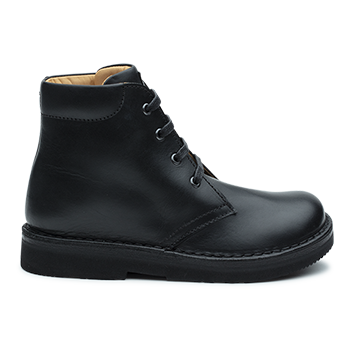 R552 Waxed Leather Black