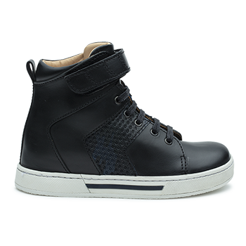 Darcy  - R552/AR1920 Waxed Leather Black Combi