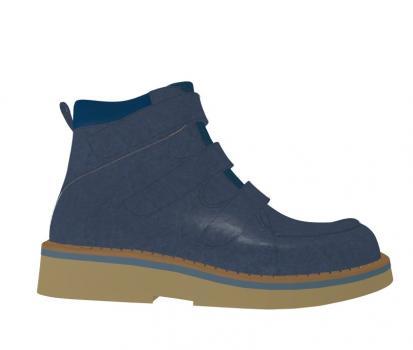 V1430/P497 Nappa Blue Combi