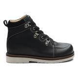 R552/Y692 Waxed Leather Black Combi