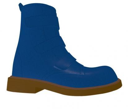 L1676 Nappa Blue