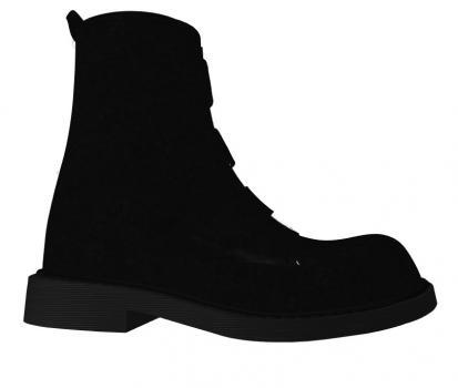 S602 Patent Black