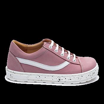 Lou  - N325/L1601 Nubuck Pink Combi