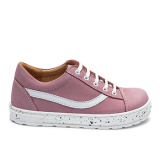 N325/L1601 Nubuck Pink Combi